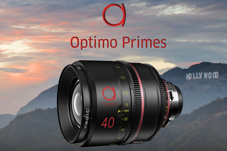 angenieux Optimo Prime 画像