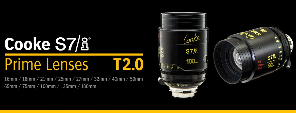 Cooke S7/i Full Frame Plus
